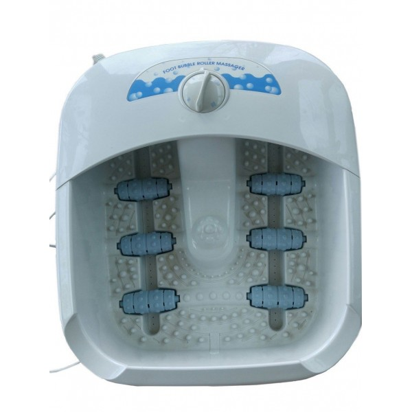 SPA FOOTBUBBLE ROLLER MASSAGER